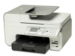 Install & setup dell inkjet printer.