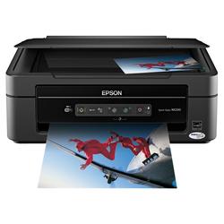 epson nx230 scan to pdf