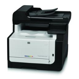 HP LaserJet CM1417fnw