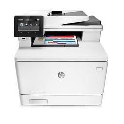 HP LaserJet M377