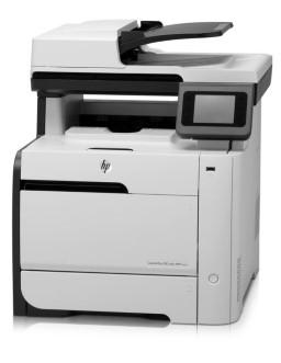 HP LaserJet M475dw