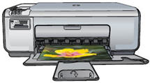 HP Photosmart C4344