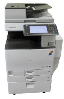 infotec MP C4502A