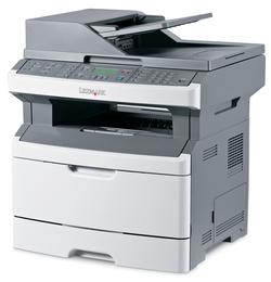 Lexmark X363