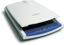 Plustek OpticPro S48