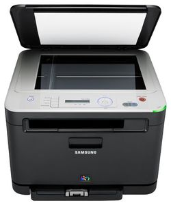 samsung clx 3180 scanner software mac